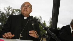 Mons. Pedro Barreto Jimeno.