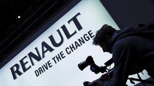 Pressure group United Against Nuclear Iran calls for Renault to pull out of Iran
