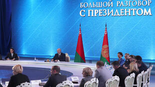 «Большой разговор» с Александром Лукашенко продлился семь часов