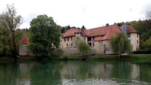 Château d'Otovec, Slovénie.