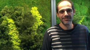 O produtor José Barahona