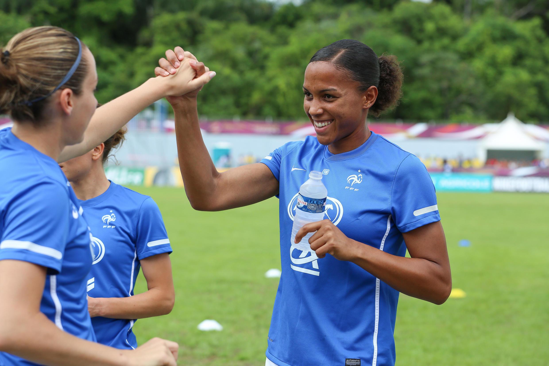 Le transfert de Marie-Laure Delie de Montepllier au PSG a marqué une date importante dans le foot féminin.