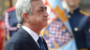 Serge Sarkissian, président arménien, a pointé du doigt la politique de déni total de la Turquie après les déclarations de Recep Tayyip Erdogan.