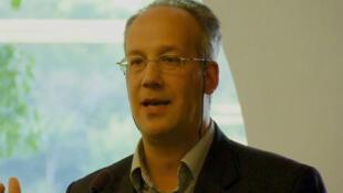 Antoine Arjakovsky, historien, expert du monde orthodoxe,directeur de recherche au Collège des Bernardins à Paris...