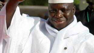 Yahya Jammeh ya sauka daga mulkin Gambia.