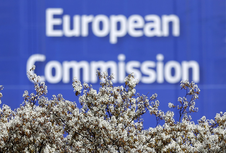 Ủy Ban Châu Âu phát động chiến dịch bài trừ nạn trốn thuế. Ành chụp ngày 12/04/2016.