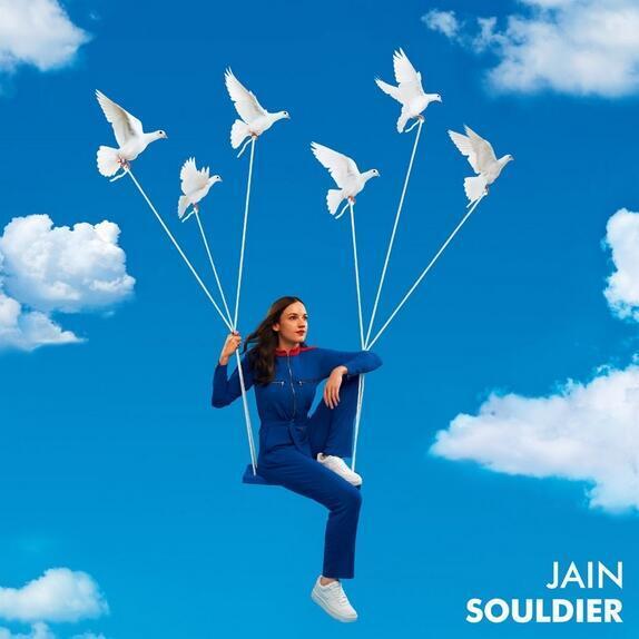 Второй альбом французской певицы Джейн «Souldier» (выход — 24 августа 2018)