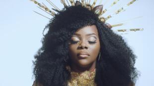 musique - Gabon - Afro-club - Queen Koumb