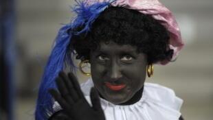 « Pierre le Noir », compagnon controversé de Saint Nicolas dans la tradition hollandaise