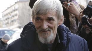 Карельский историк Юрий Дмитриев