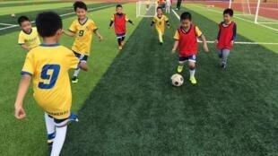 Este ano a China deve se tornar o principal mercado da Ronaldo Academy