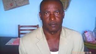 Jean-Elvis Ebang Ondo, président de l'Association de lutte contre les crimes rituels au Gabon.