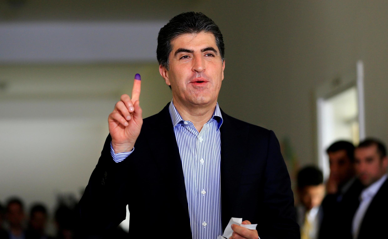 Le neveu de Nechirvan Barzani, président du Kurdistan irakien (photo) était présent au moment de la mort du vice-consul de Turquie dans la région.
