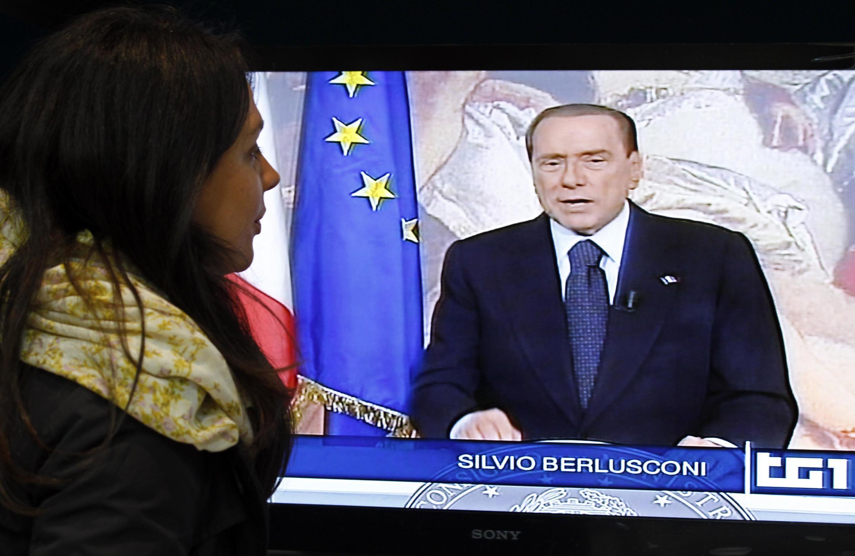 Partido de Silvio Berlusconi, que deixou o poder em novembro de 2011, é o principal derrotado das eleições municipais ocorridas neste domingo e segunda-feira..