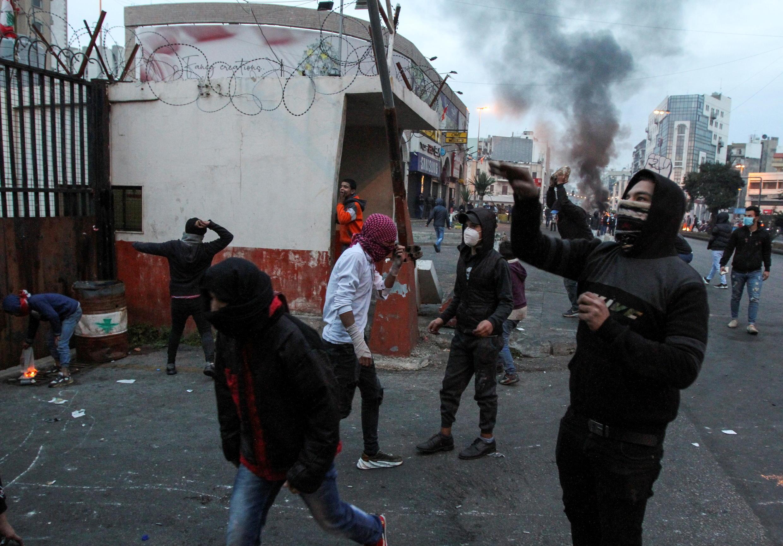 La contestation populaire reprend forme au Liban
