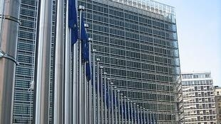 Le bâtiment Berlaymont, siège de la Commission européenne, à Bruxelles.