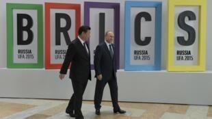 中国力推与金砖与上合国家间合作