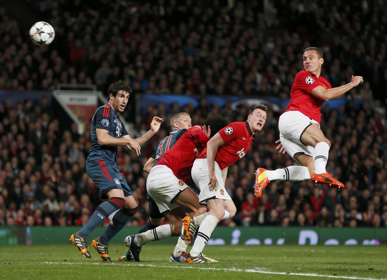 Bayern Munich wafuzu baada ya kuwafunga Manchester United mabao 3-1 katika mchuano wa marudiano katika uwanja wao wa nyumbani wa Allianze Arena.
