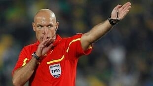 Dan Ingila  Howard Webb  Alkalin wasa na hukumar FIFA