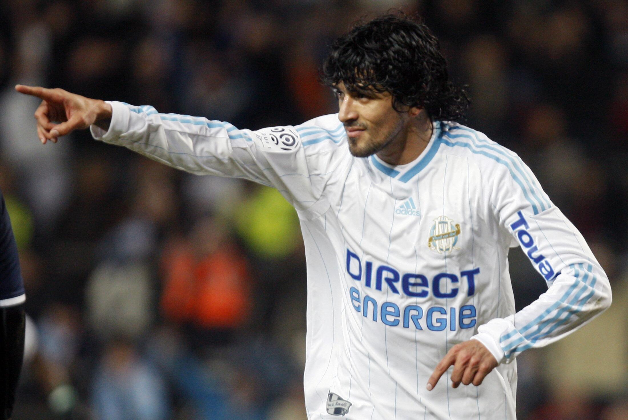 L'Argentin de l'OM, Lucho Gonzalez.