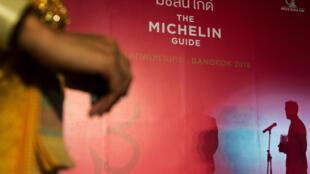 Michelin también ha distribuido sus estrellas en Asia, como aquí en Bangkok.