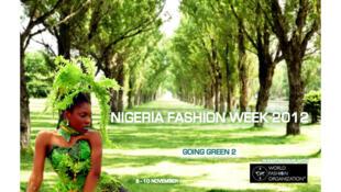 L'affiche du Nigeria Fashion Week (NFW).