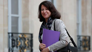 Agnès Buzyn, ministre française de la Solidarité et de la Santé, arrive pour une réunion à l'Elysée, à Paris, le 11 janvier 2019.