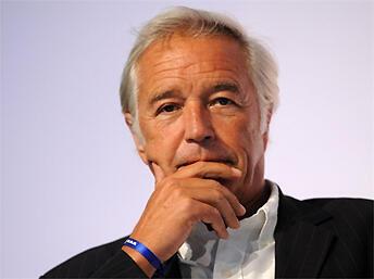 François Rebsamen, ministre du Travail, de l'Emploi et du Dialogue Social.