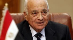 Le ministre des Affaires étrangères égyptien,  Nabil al-Arabi, s'est imposé depuis le renversement du président Moubarak comme l'artisan de la nouvelle diplomatie égyptienne.