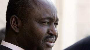 L'ex-président centrafricain François Bozizé.