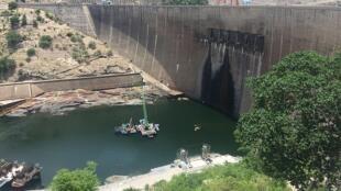 Kariba_Dam_Wall Zimbabwe Zambia