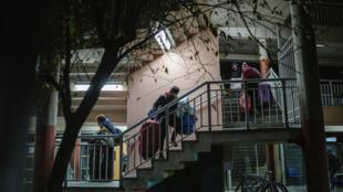 migrants boliviens chili