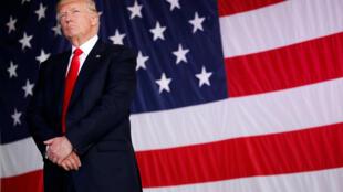 Trump se pronuncia este jueves sobre el Acuerdo de París.
