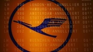Le crash de l'Airbus A320 fragilise la compagnie Lufthansa.