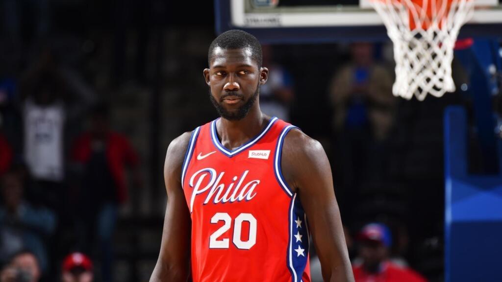 Basket: Christ Koumadje, le géant tchadien qui tutoie la NBA