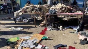 Double attentat-suicide à Bagdad