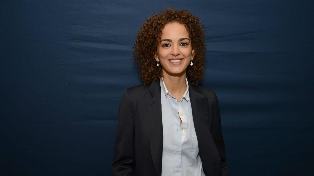 La escritora y periodista franco-marroquí Leila Slimani.