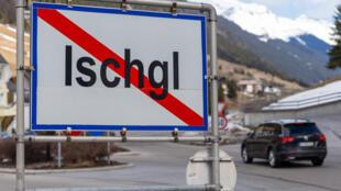 La station d'Ischgl, dans le tyrol autrichien, est surnommée «le Ibiza des Alpes».