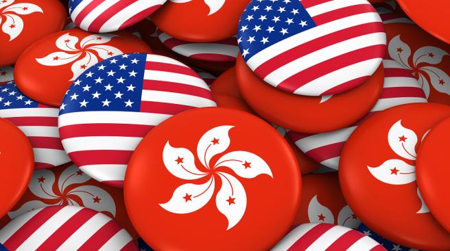 香港的美国商会最新调查发现,超过一半会员因国安法而考虑离开香港