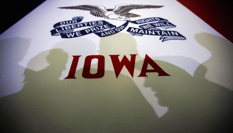 Cờ hiệu tiểu bang Iowa