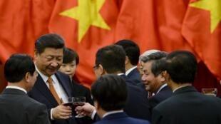 中国国家主席习近平2015年11月5日开始对越南进行国事访问
