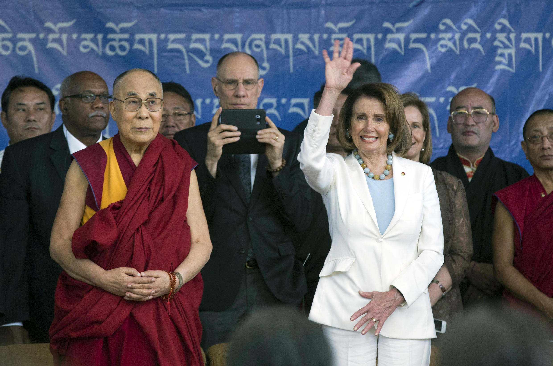 Tibet Etats-Unis AP17130264113525
