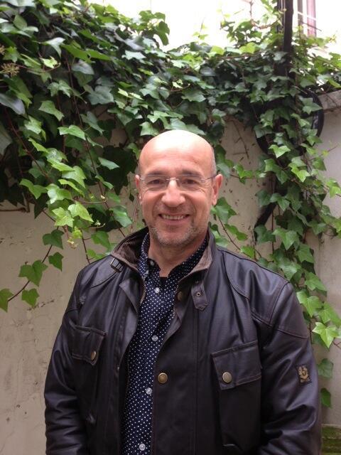 Michel Moutot a couvert de nombreux conflits pour l'Agence France-Presse (AFP)