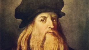 Leonardo da Vinci nació en 1452 en Florencia, y murió en 1519 en Francia.