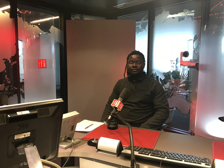 Júlio Langa na RFI a 26 de Janeiro de 2018.