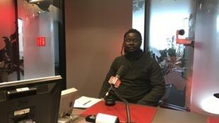 Júlio Langa é um dos organizadores do MenEngage África em Moçambique