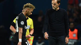 Thomas Tuchel's departure from Paris Saint-Germain was officially confirmed as adverse publicity about Neymar's revelling  emerged from Brazil.