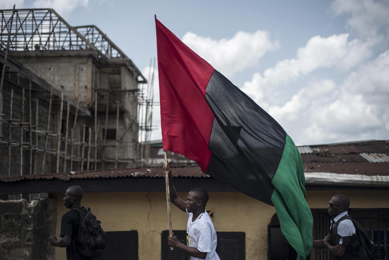 Tutar neman kasar Biafra