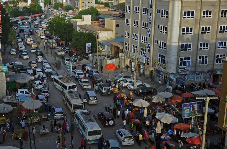 Une vue de Hargeisa, capitale de la Somaliland (photo d'illustration).