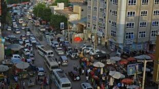 Vue de Hargeisa, capitale de la Somaliland (photo d'illustration)